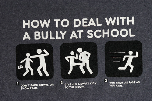 How do schools deals with bullying