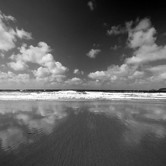 Sennen Reflection | by Adam Clutterbuck