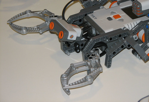 Lego Mindstorms at Maker Faire | by sarahkim