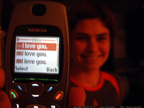 text messages: i love you. i love you. i love you. dscf6294 | by sean dreilinger