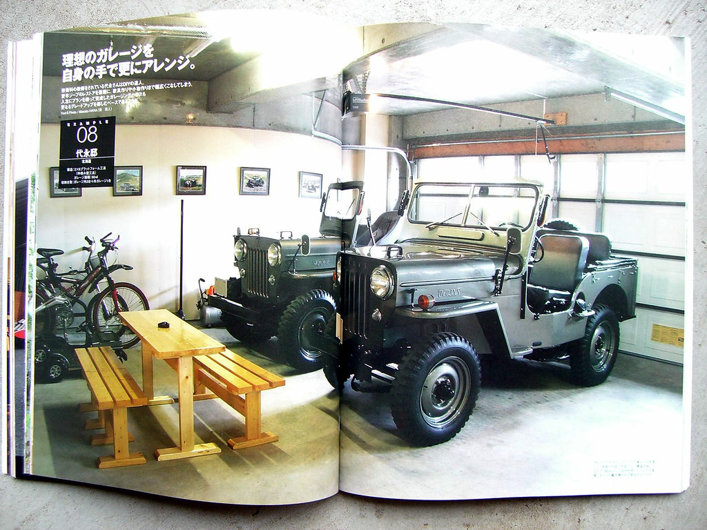 Live work garage it s an open secret in the magazine for Garage new s villejuif