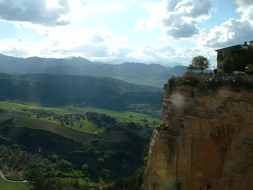 The Gorge in Ronda | by Speckabeth