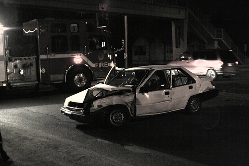 Auto accident #2 | by Colby Cosh