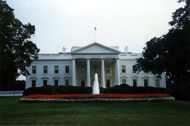 The Parts House >> Washington DC: White House - North Portico | The White House… | Flickr