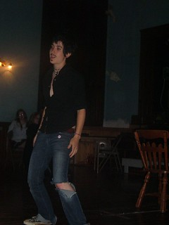 4/29/06 - College Hill Town Hall: Drag King | by mavra_chang