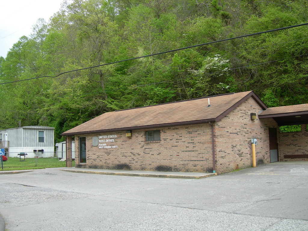 Panther, West Virginia 24872 | This post office was robbed ...
