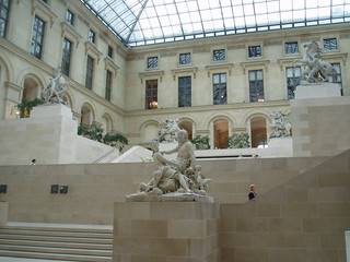 Scale at the Louvre | by Jonathan Epp