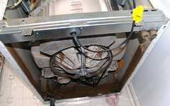 Rear Drum in a Frigidaire (Kenmore) Front Loading Washer | by Zenzoidman