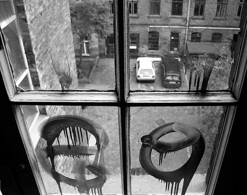 backyard berlin view from a backyard window somewhere in flickr. Black Bedroom Furniture Sets. Home Design Ideas