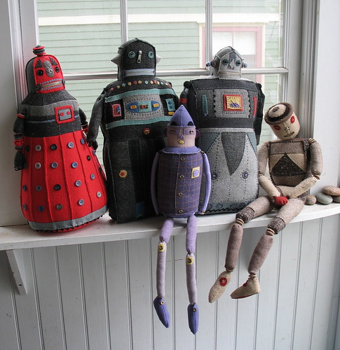 robot family pictures | by Mimi K