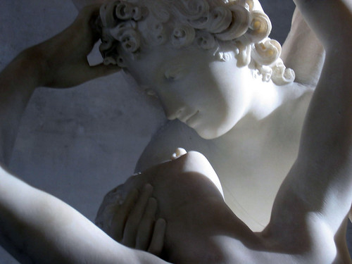 Cupid and Psyche | by G -