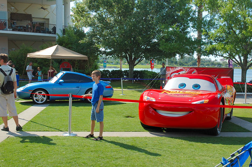 cars road trip sally and lightning mcqueen from disney pix flickr. Black Bedroom Furniture Sets. Home Design Ideas