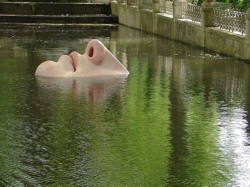 Strange things can be seen in Luxembourg garden | Park of ...