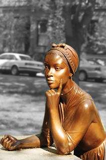 Statue of Phillis Wheatley | by Sharon Mollerus