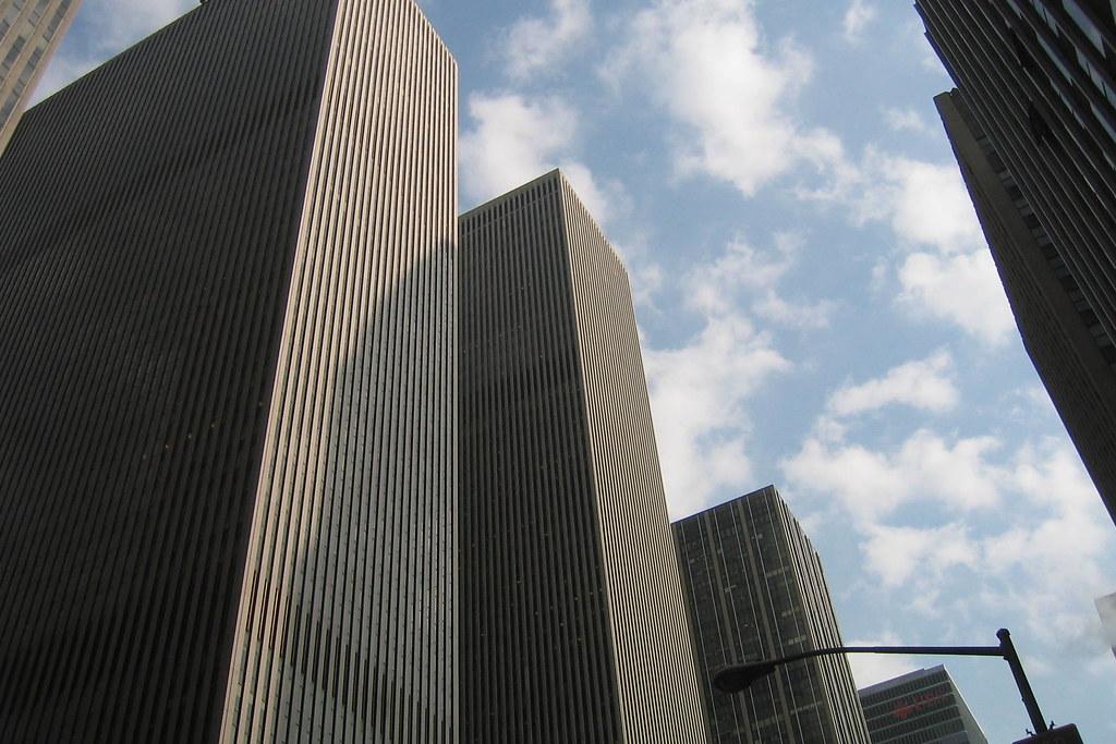 NYC: 6th Avenue - XYZ Buildings