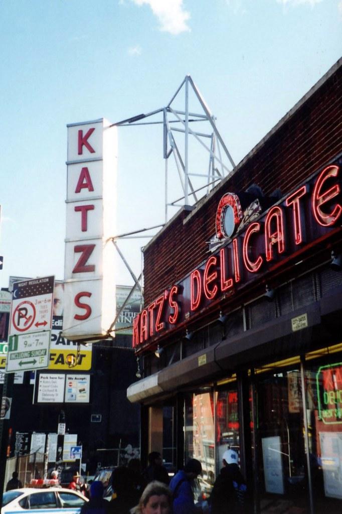 Katz S Deli Kitchen Menu Takeout
