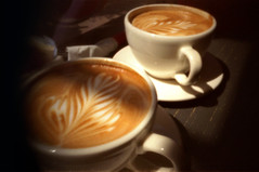 Zola Cappuccinos by pinhole | by Voxphoto