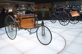 Benz Patent Motorcar from 1886 | by iPhotograph