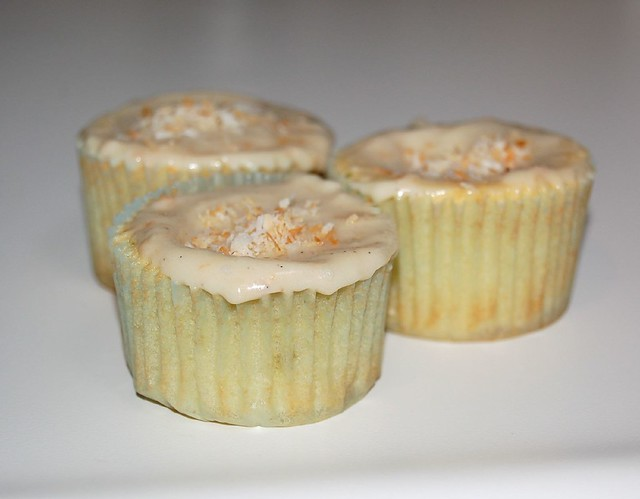 Coconut Lime Cupcakes Recipe With Cake Mix