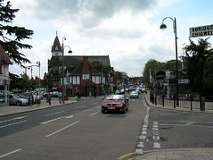 Loughton High Road by Stephen Rees