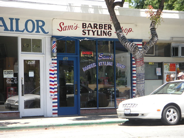 Barber Shop Palo Alto : Recent Photos The Commons Getty Collection Galleries World Map App ...