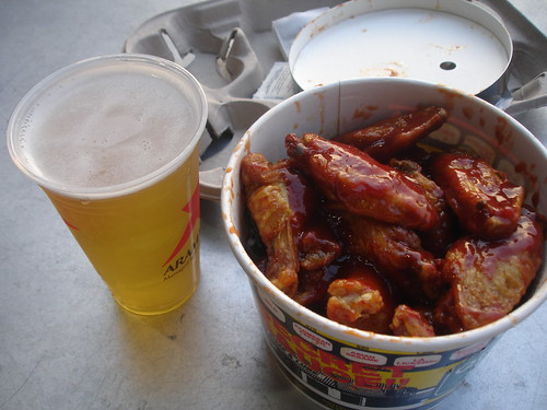 Wings and Beer | by Navin75