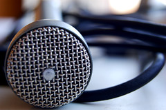Microphone | by mwhatley