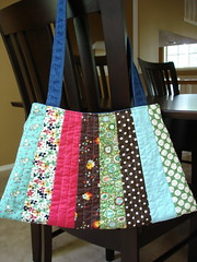 Patchwork Bag | by 3 peas
