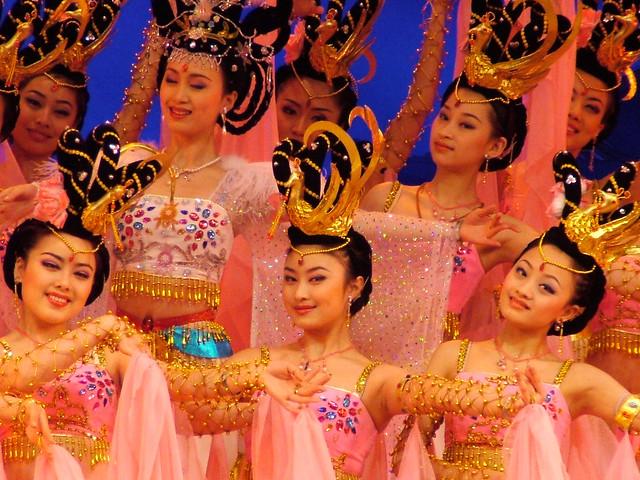 Tang Dance