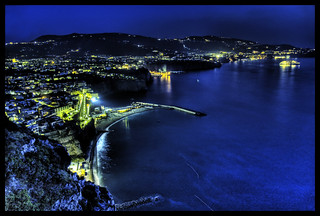 The Amalfi Coast at Night | by Stuck in Customs
