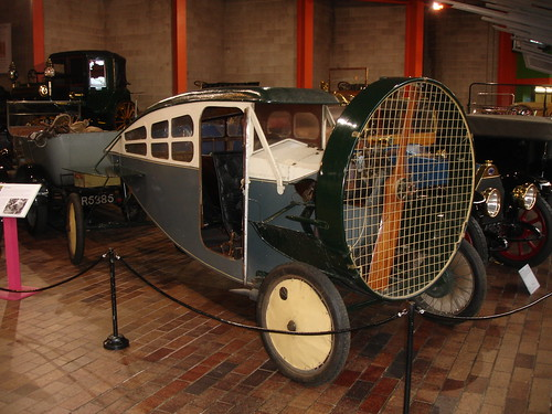 1922 Layat, French Propeller driven car!  Sacre Bleu! | by Antony Smith.