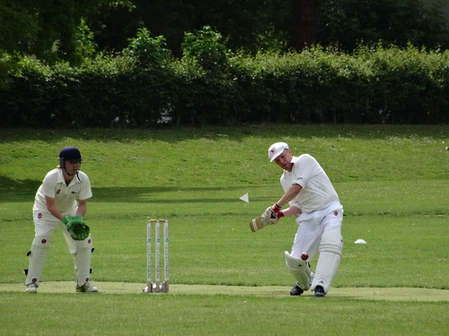 Bonn Cricket Club v Deutsche Welle Bonn