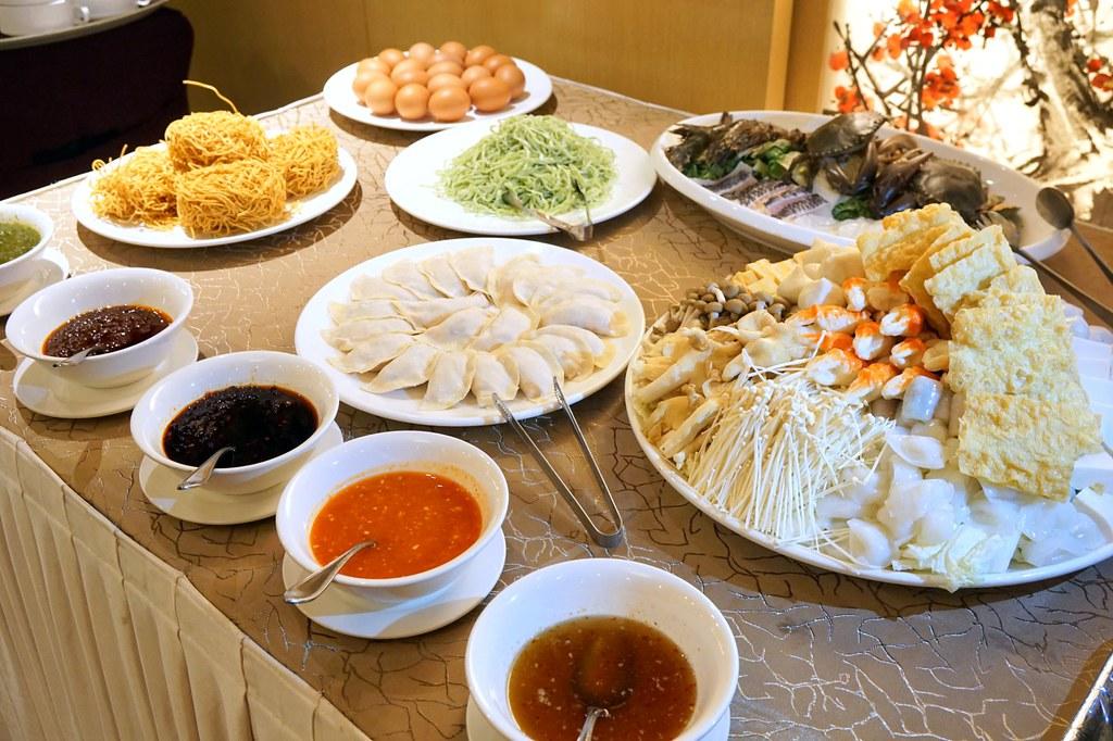 Buka puasa chinese food - China Treasures - Sime Darby-016
