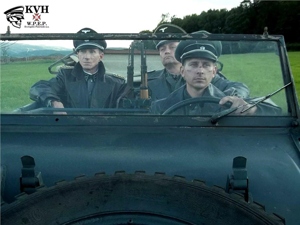 Bill Oberst Jr. as Nazi SS General Hans Kammler | Summer 201 ...