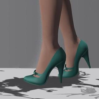 21 Shoe: Ingenue