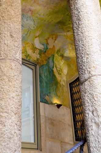 Gaudi's La Pedrera (Casa Mila)