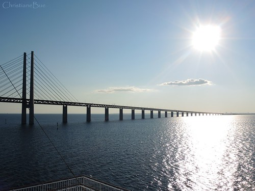 Øresund Bridge Under the Sun | by ChristianeBue