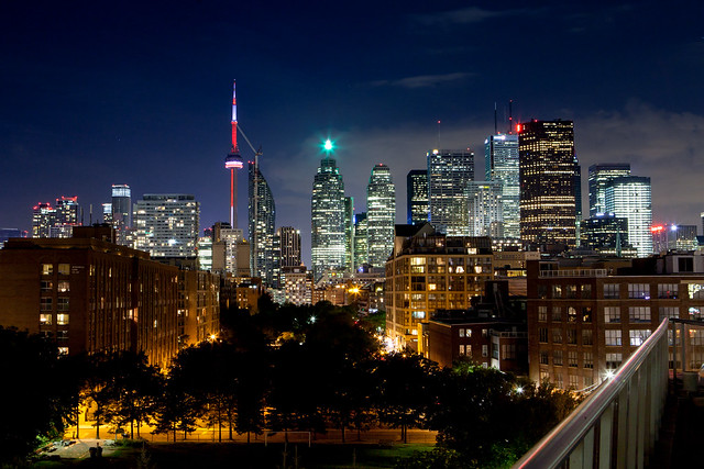 Travel Itinerary to Toronto