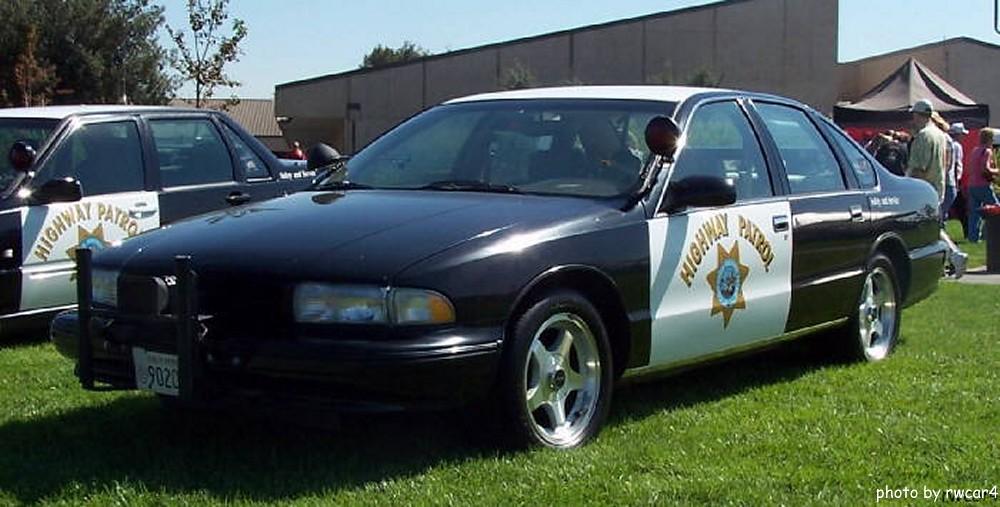 ... California Highway Patrol   1996 Chevrolet Impala SS (02) | By Rwcar4