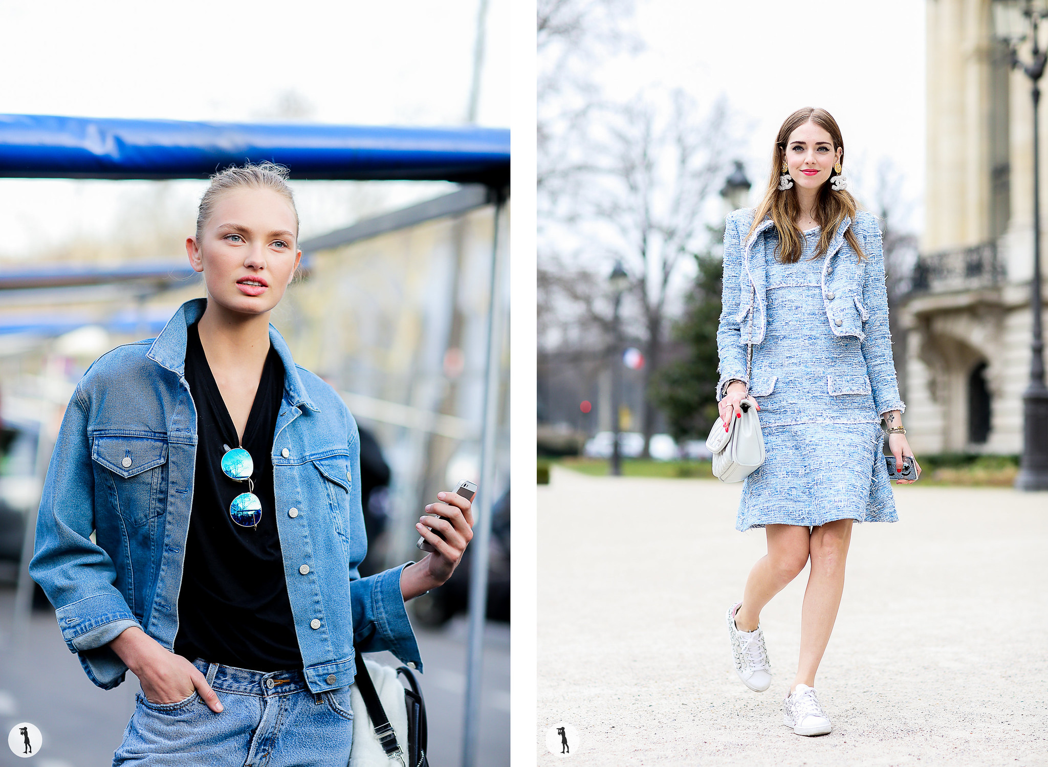 Street Style - Paris Fashion Week RDT FW15-16