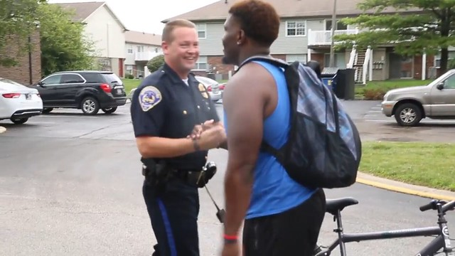 Speedway Community Policing