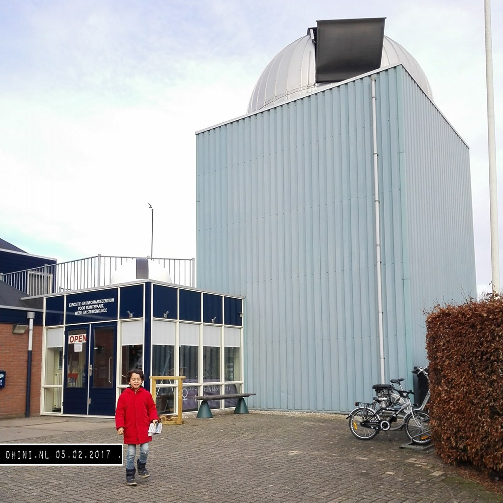 sterrenwacht mercurius Dordrecht