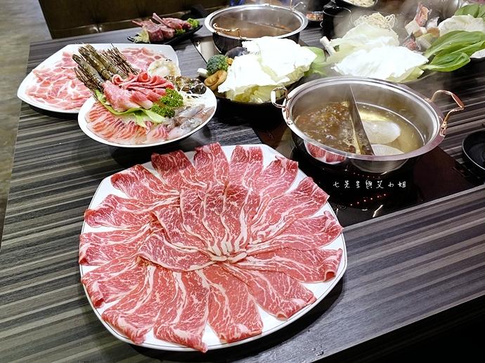 33 丰明殿 信義殿 超大肉盤 涮涮鍋 痛風海鮮盤