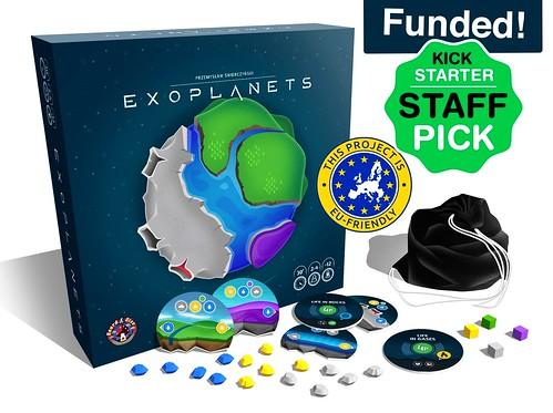 009 - Exoplanets Kikcstarter