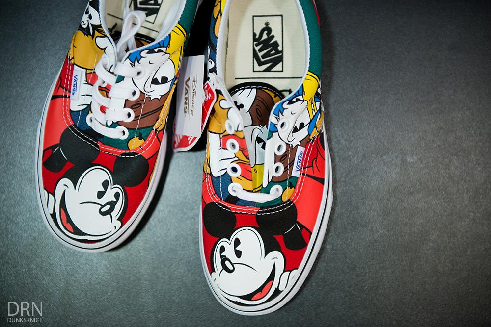 Disney Vans.