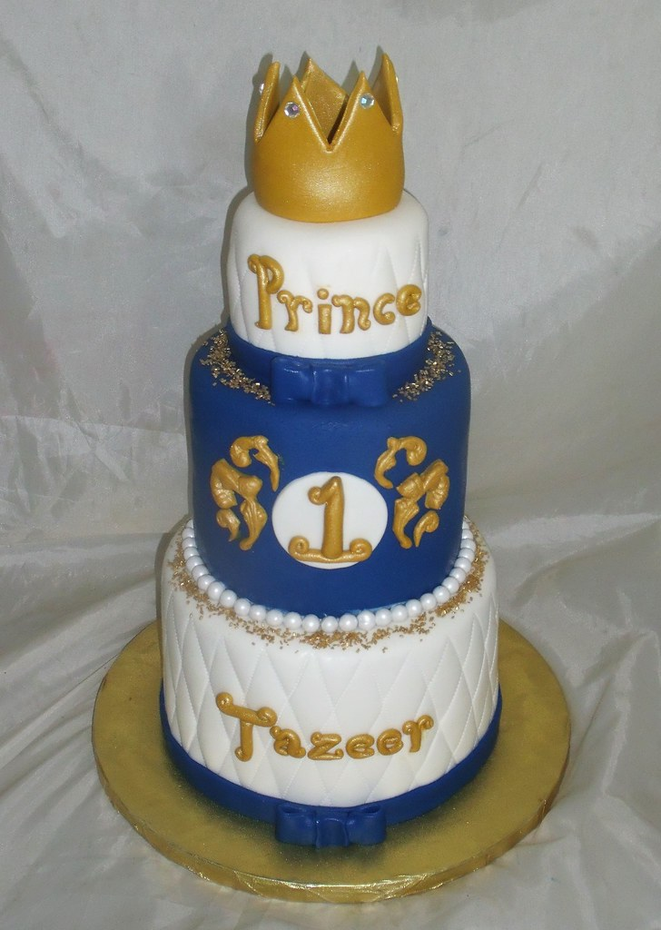 Royal Birthday Cake Images