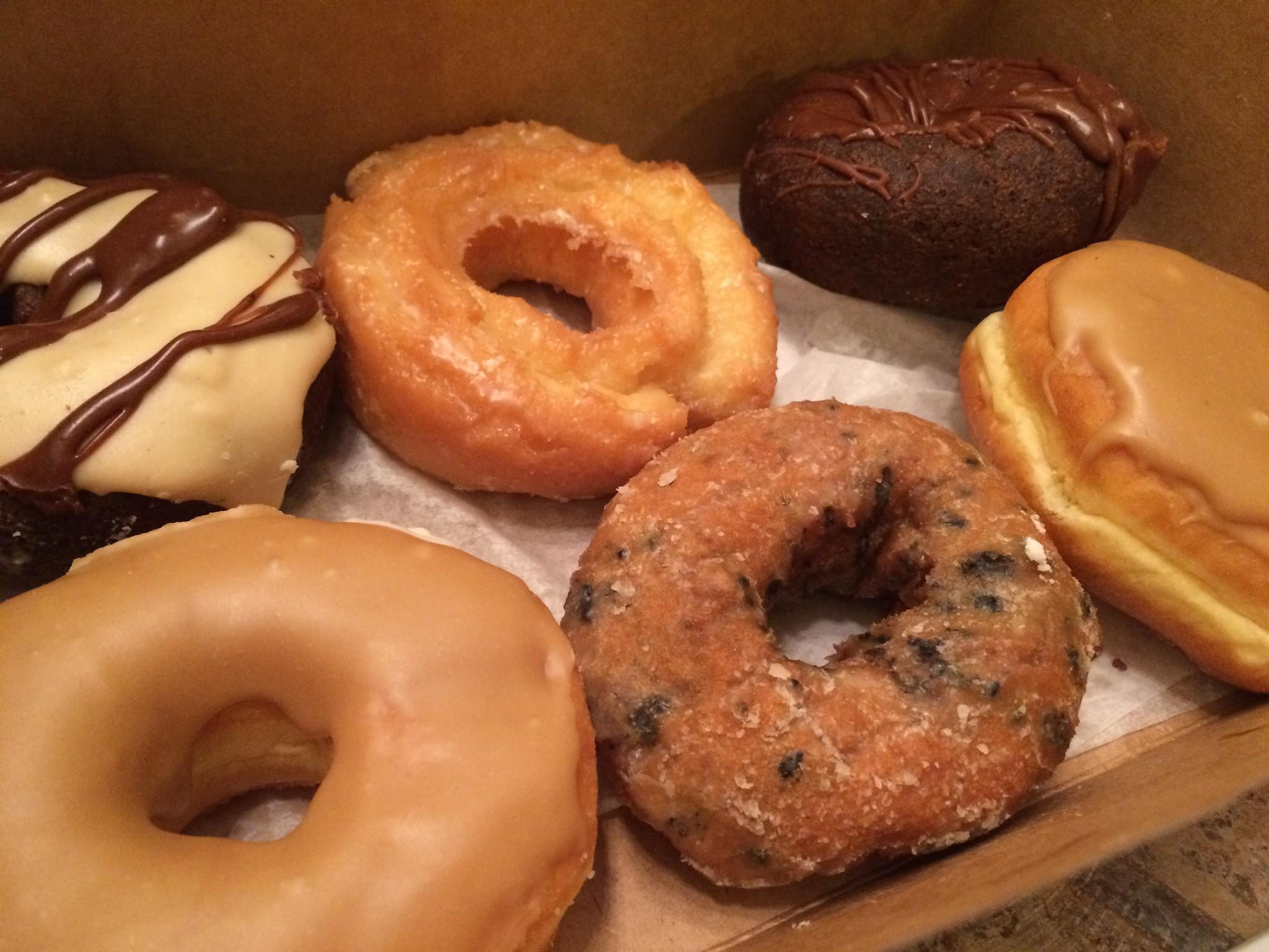 JR's donut castle