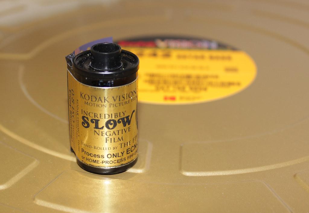 KODAK VISION Color Intermediate Film 5242