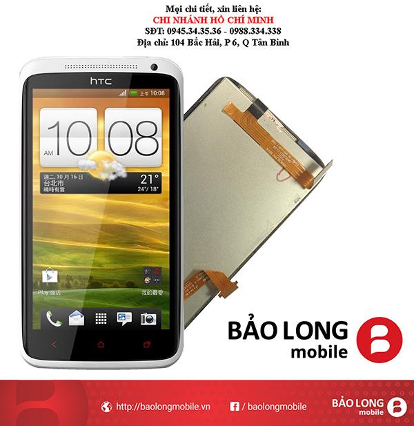 Cảm ứng HTC One X - cách hay cho người sử dụng để dùng nhanh nhạy