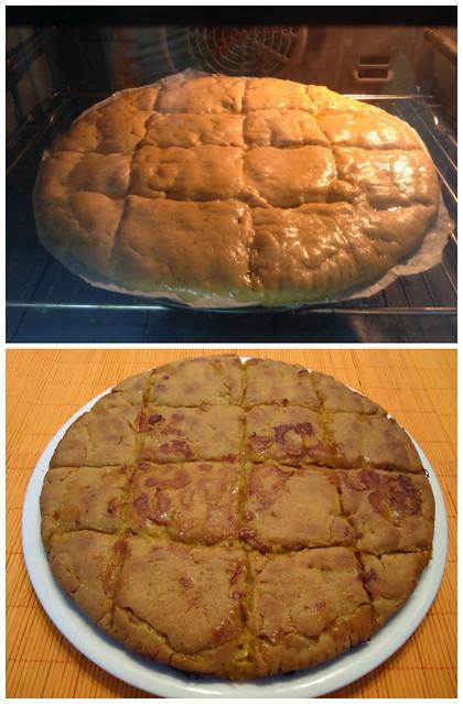 horneado empanada